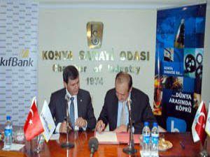 KSO ile VakıfBank arasında protokol imzalandı