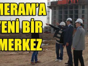 Konya Üniversitesi Meramda