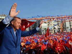 Erdoğan:Devlet insanın hizmetkarıdır