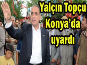 BBP lideri Konyada liderlere seslendi