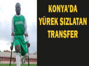 Transfer ücreti: Protez bacak