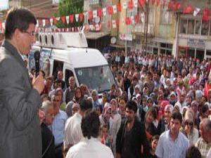 Davutoğlu; Konya ve Karaman birbirinden ayrılamaz