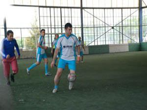 Turnuvada ikinci tur maçları başladı