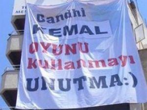 CHPlileri kızdıran Kılıçdaroğlu pankartı