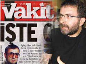 Ahmet Hakan yoksa O mu?