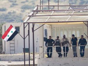 122 Suriyeli sınırı geçti Türkiyeye sığındı