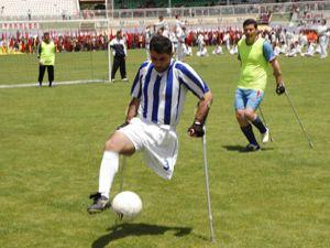 Konyada Gençlik ve Spor Bayramı