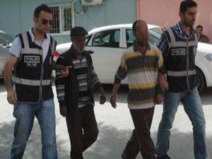 Konyada uyuşturucu operasyonu: 2 tutuklu