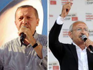 Hangi siyasi lider kaç miting yaptı?