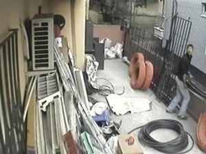 Konyada bakır kablo hırsızlığı iddiası