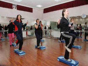 Hanımlar Lokali ve Spor Merkezi kayıtları başladı