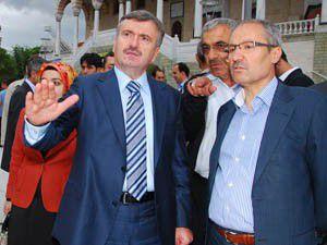Hacıveyiszade Camii Kent Meydanıyla buluşacak