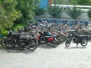 Motosikletlerini almaya gelmediler