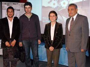 Akşehirde şiir yarışması sonuçlandı