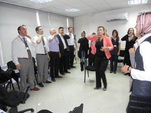 Akademi Hastanesinden Sağlıklı İletişim Kurma eğitimi