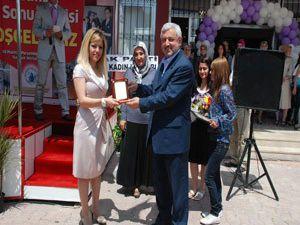 KARMEKten 300 kursiyer diplomalarını aldı