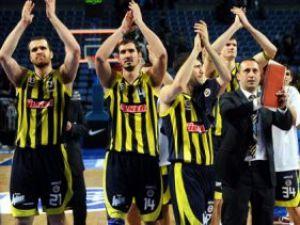 Fenerbahçe Ülker Basketbolda Şampiyon Oldu!