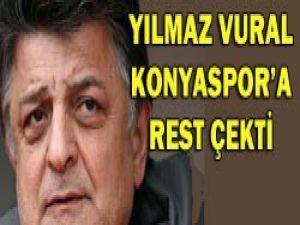 Vural; Konyasporla çalışmam