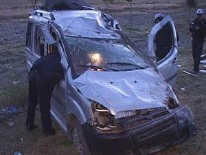 Konya Aksaray yolunda kaza: 4 yaralı