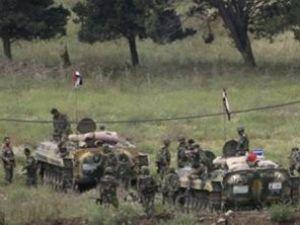 Esadın tankları Türkiye sınırına dayandı!