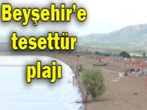 Beyşehir Gölüne dev yatırım