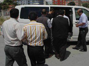 Sulama trafosunu soyan 4 kişi yakalandı