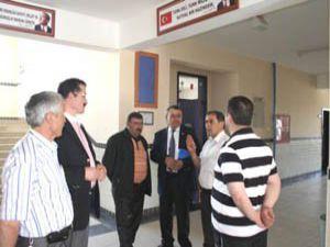 Konya İl Genel Meclisi üyeleri Beyşehirde