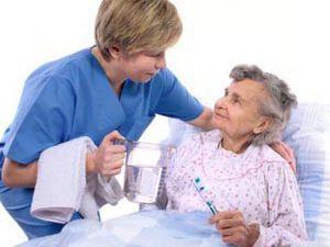 Konyadan yaşlı ve engelli bakımında bir ilk