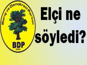 BDPliler Meclise girmiyor