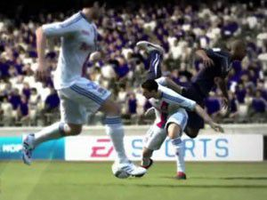 FIFA 12den mükemmel görüntüler