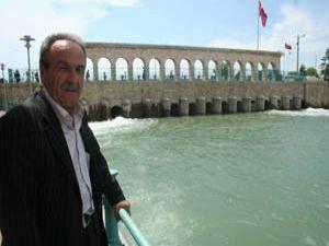 Beyşehir Gölünden Konyaya su aktarımı başladı