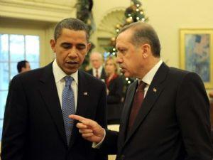 Obama liderliği Erdoğana kaptırdı
