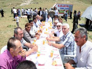 3. Aksaray Ekecik festivali sona erdi