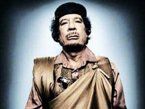 Kaddafiye şok!