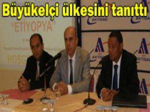 Fırsatlar ülkesi Etiyopya