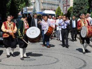 Akşehirde Nasrettin Hoca şenlikleri başladı