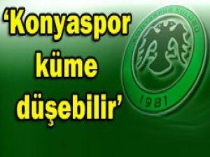 FIFA, Konyasporu küme düşürebilir