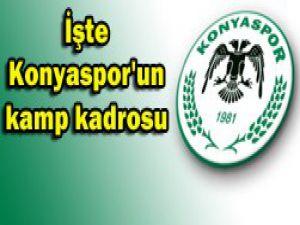 Konyaspor Ispartaya gitti