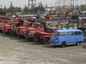Hurda araçlar hizmet olarak dönecek