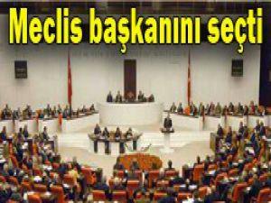 Meclis Başkanının ilk konuşması