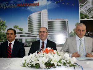 Konyanın 3. Tıp Fakültesi öğrencilerini alacak