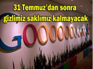 Google profilleri halka açıyor