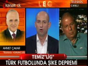 Ahmet Çakar dan Şok İddia