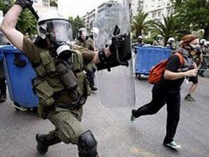 Yunanistan baklava borcunu bile ödeyemedi