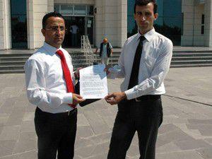 Konyada CHP ve BDPye suç duyurusu