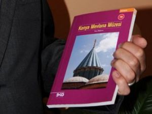 Bu kitap ziyaretçilere rehber olacak