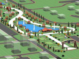 Konyanın en büyük parkı olacak