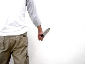 Konyada bıçaklı kavga: 1 yaralı