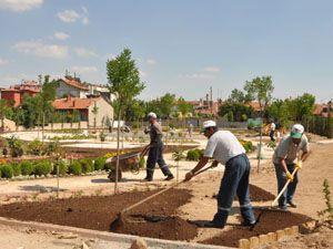 2011de Merama 15 yeni park