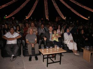 Beyşehirliler festivalde coştu